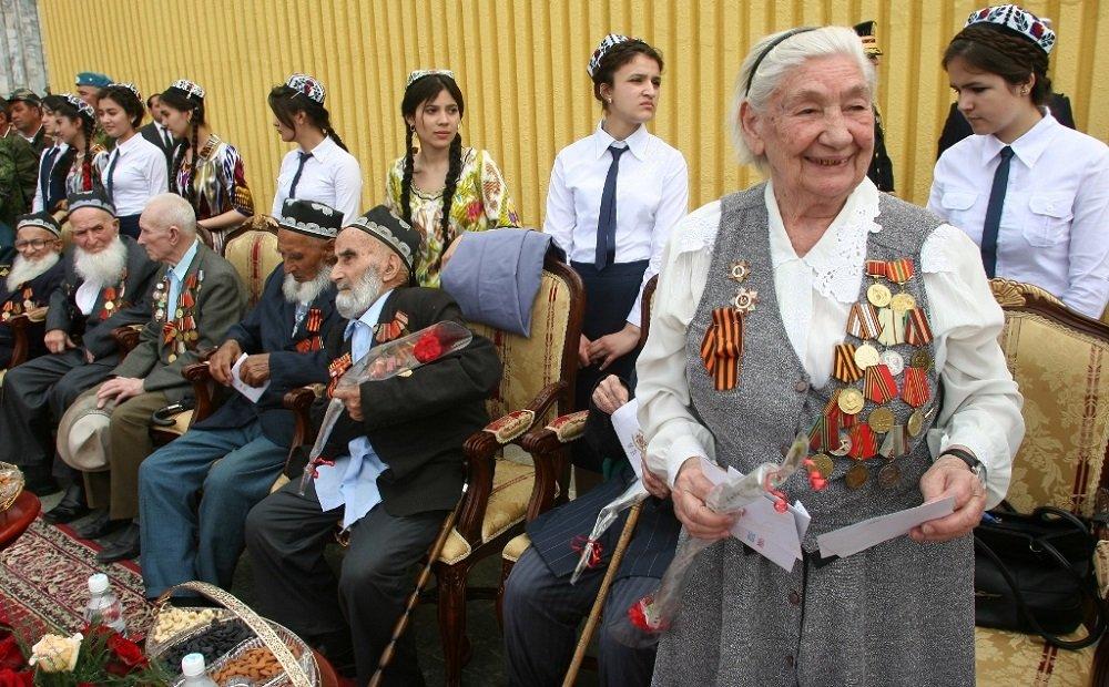 способ ветераны вов таджикистана фото бельская запечатлеет