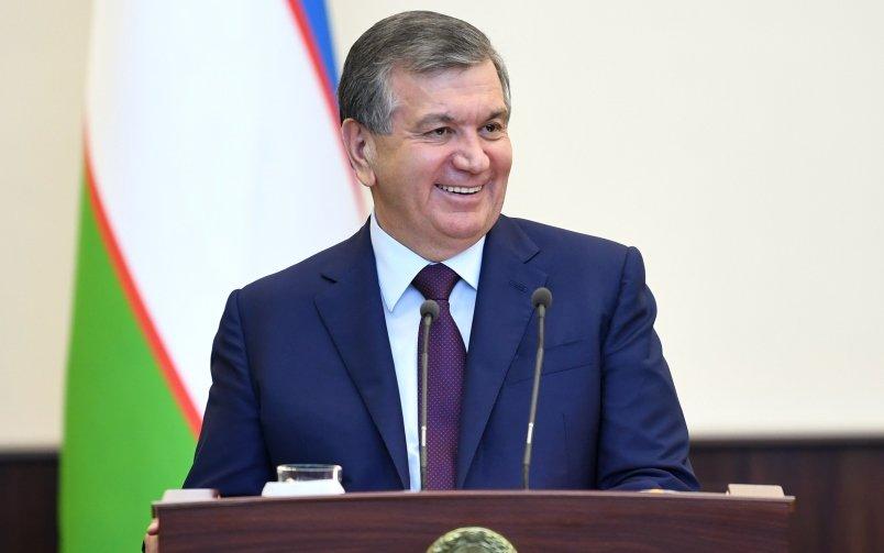 Президента Узбекистана в Турции назвали «Госдеятелем года» » Новости Центральной Азии